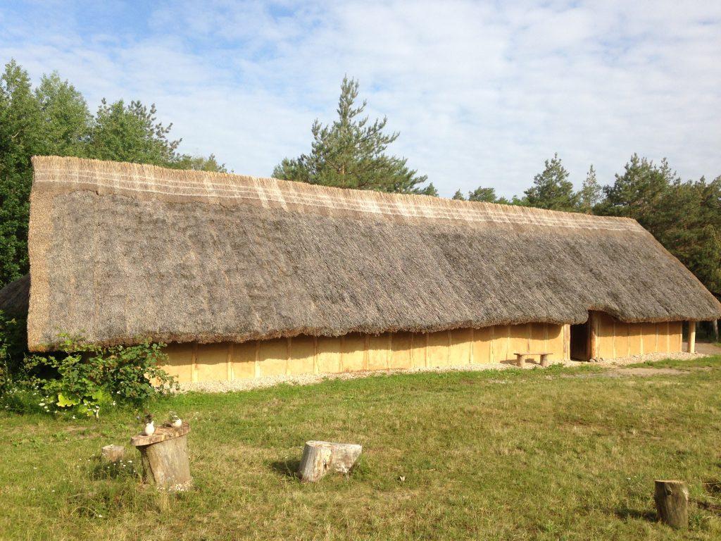 Langhaus der Schönfelder Kultur